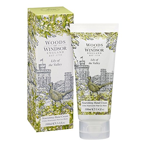 Woods of Windsor Lily of The Valley Cream, 100 ml (Woods Of Windsor Lily Of The Valley)