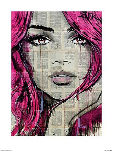 Amazon.com: iPosters Loui Jover Faythe Matt Coated Art Print ...