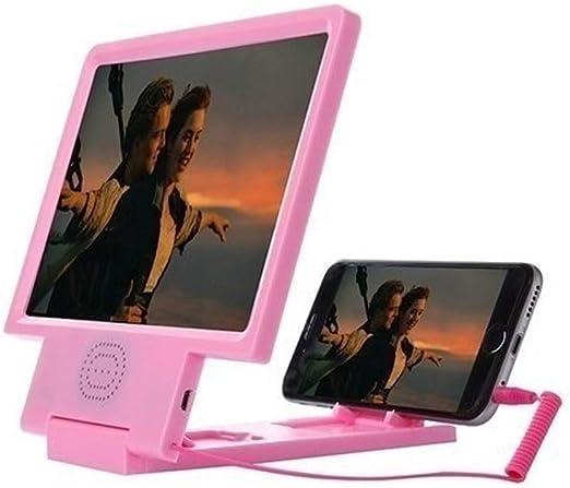 YLYX Amplificador de Pantalla teléfono móvil 3D HD Protección para ...