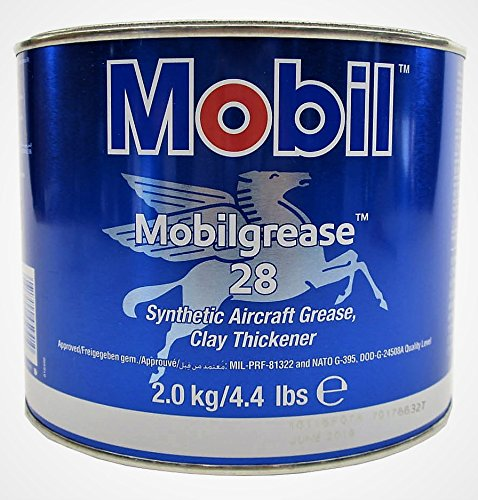 Mobil Grease 28 - 4.4 Lb. Can.