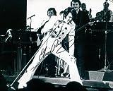 Elvis Presley Autographed Signed 8 x 10 Reprint Photo - (Mint Condition)