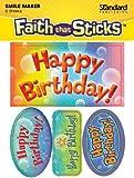 Happy Birthday! (Faith That Sticks Stickers)