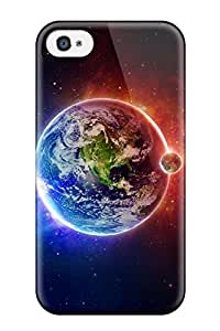 Hot Planet Sci Fi People Sci Fi First Grade Tpu Phone Case For Iphone 4/4s Case Cover