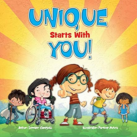 Unique Starts with YOU!