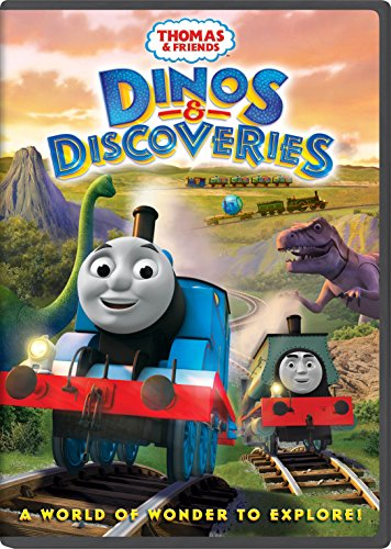 Thomas & Friends: Dinos & Discoveries (Friends Dvd Thomas And His)