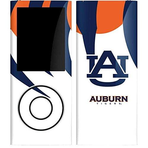 Skinit Protective Skin Fits Ipod Nano 4G (Auburn University Tigers) - Tigers Nano Ipod Cover