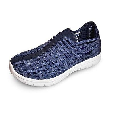 Zee Alexis Women's Katie Woven Fashion Slip-on Sneakers | Fashion Sneakers