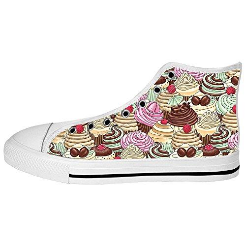 Sopra I In Custom Alto Dolce Bign¨¦ Da Le Canvas Lacci Ginnastica Tela Scarpe Delle Men's Shoes Di XXPHA