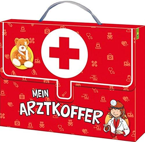 Mein Arztkoffer: Kinderkoffer mit viel Zubehör