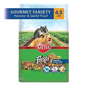 Kaytee Fiesta Hamster And Gerbil Food, 4.5-Lb Bag