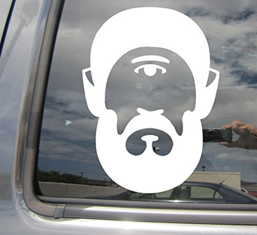 Right Now Decals - Cyclops - Greek Mythology Giant Homer's Odyssey - Cars Trucks Moped Helmet Hard Hat Auto Automotive Craft Laptop Vinyl Decal Window Wall Sticker 06038