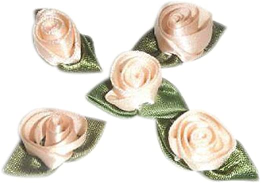 Pack Of 20 Monarch Cameo Rose Pink Vintage Embellishment