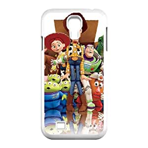 Toy Story 4 Samsung Galaxy S4 9500 Cell Phone Case White NRI5038217