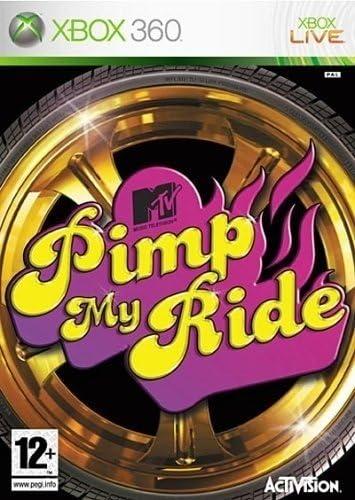 Activision Pimp My Ride, Xbox 360 - Juego (Xbox 360, Xbox 360): Amazon.es: Videojuegos