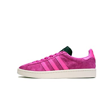 Amazon.com | adidas Mens Originals Campus Trainers in Pink ...