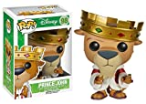 Funko POP Disney: Robin Hood - Prince John Action Figure