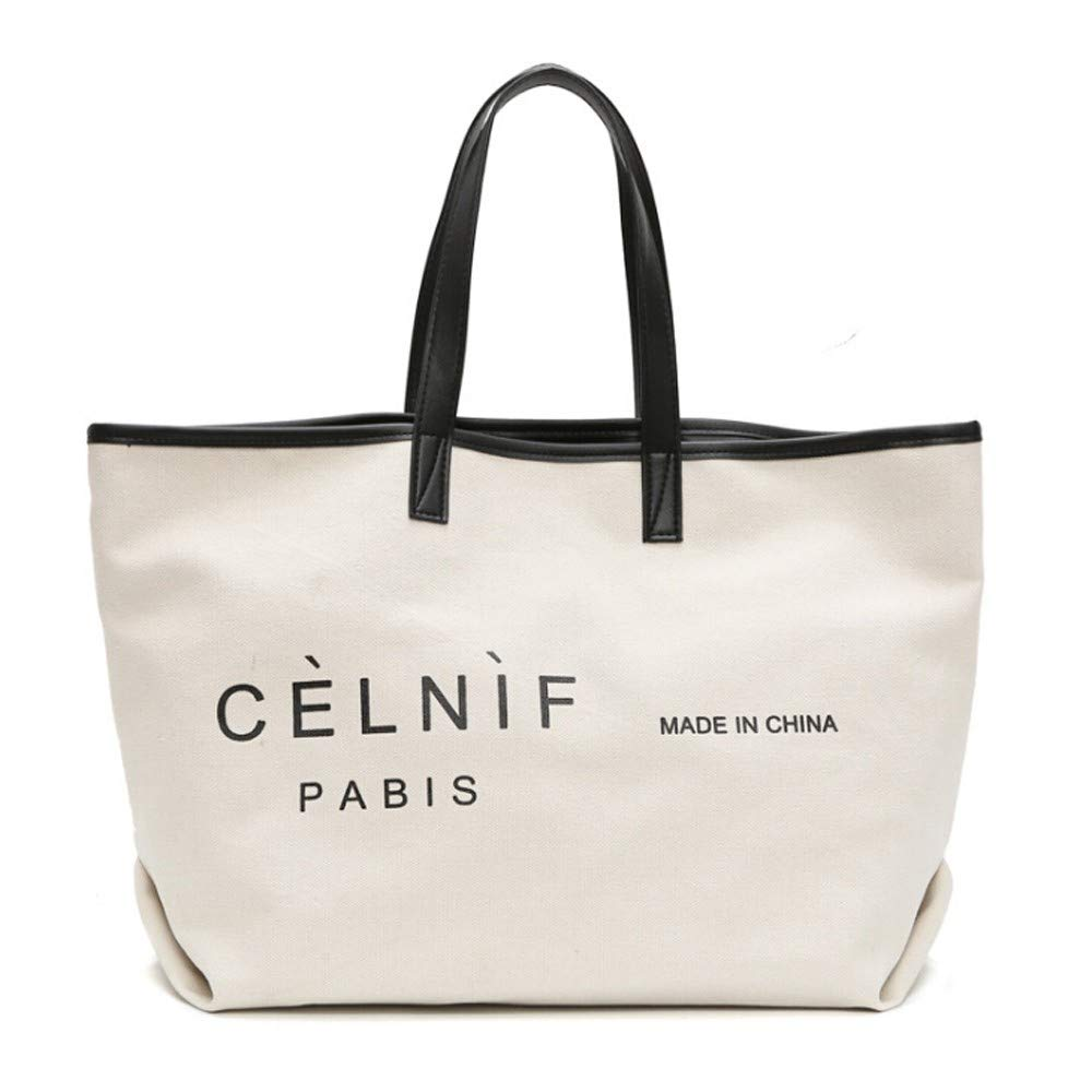 Large Capacity Simple Canvas Shoulder Bag ,Womens Light Cultural Bag Embroidery Ethnic Style Handbag Bag messenger bag