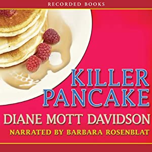Killer Pancake Audiobook