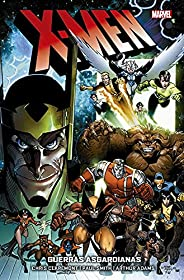 X-men E Tropa Alfa: Guerras Asgardianas (marvel Vintage)