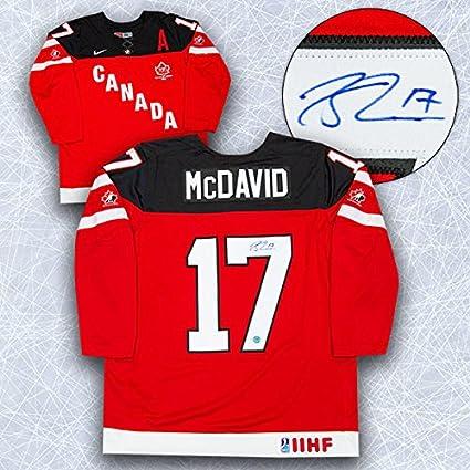 connor mcdavid jersey canada