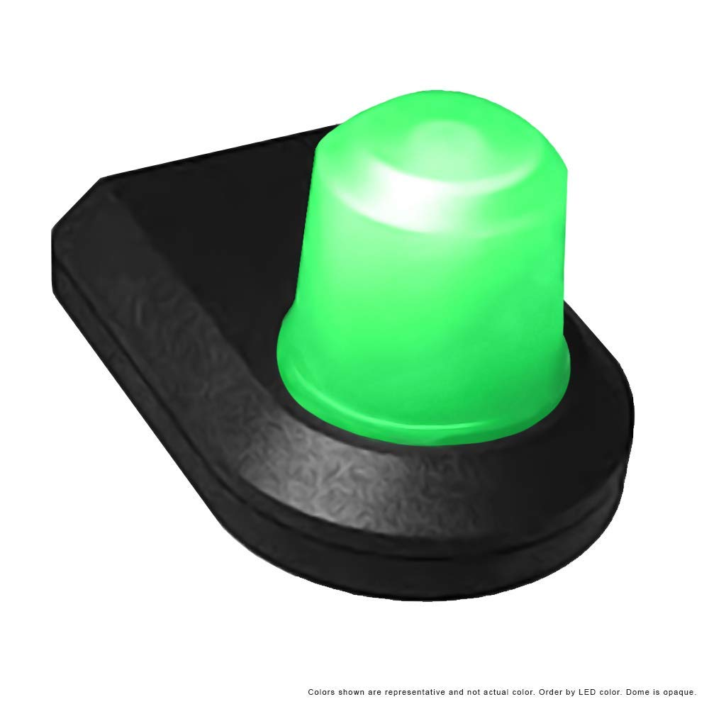 Algo 1127PG Small Profile Green LED Visual Alerter with Power Supply by ALGO (Image #1)