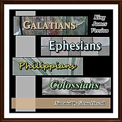 Galatians, Ephesians, Philippians and Colossians KJV