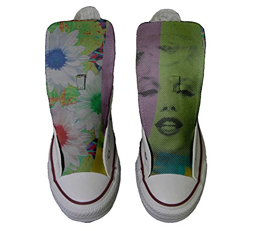 mys Converse All Star Customized - zapatos personalizados (Producto Artesano) Viso Marylin