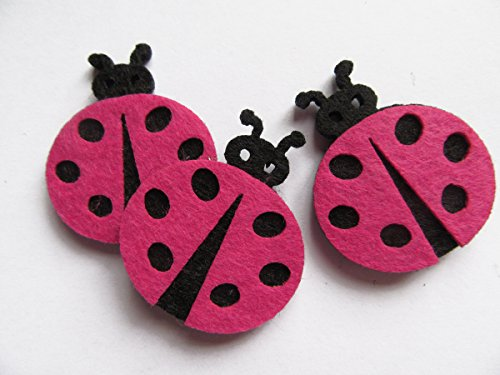 - YYCRAFT Pack Of 40 Hot Pink 1.5