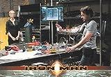 2008 Iron Man The Movie Trading Card #27 Pepper Potts/Tony Stark