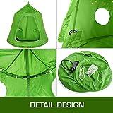 OrangeA Hanging Tree Tent Green Hanging Tree Tent