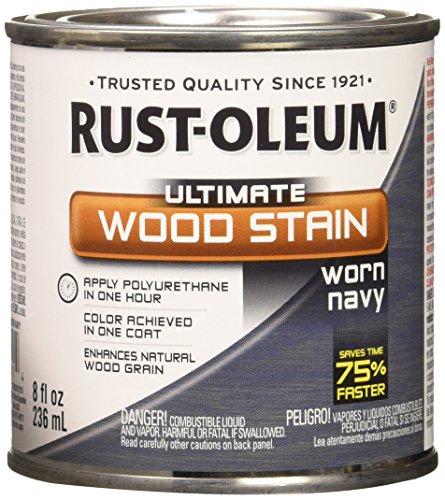 Rust Oleum Ultimate Wood Stain Worn