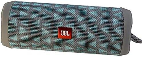 JBL JBLFLIP4TRIOAMDU Flip 4 Waterproof Transportable Bluetooth Speaker (Particular Version – Trio)