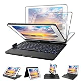 Best Ipad Keyboard Cases - iPad Keyboard Case with Pencil Holder for iPad Review