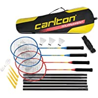 Carlton Badminton Tournament 4 Player Set