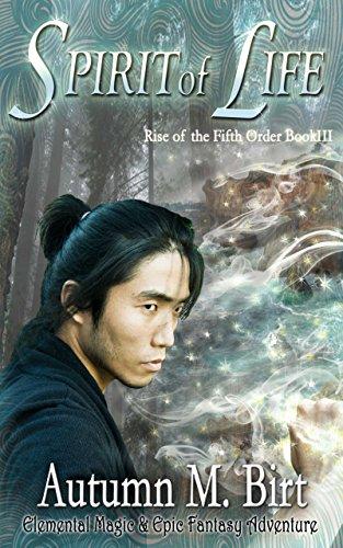 Spirit Life Elemental Fantasy Adventure ebook product image