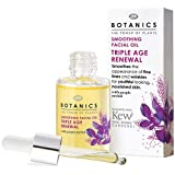 Boots Botanics Triple Age Renewal Facial Oil by Boots