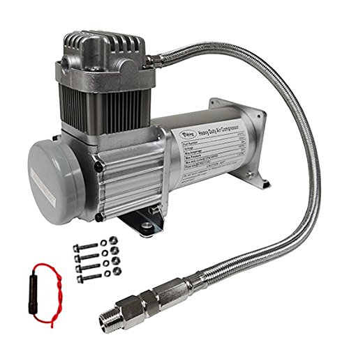 Viking Horns V101C Heavy-Duty 150 PSI Air Compressor For Train Horns (On Board Air Compressor)
