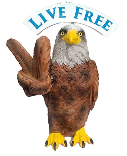 Arab Terrorist Costume (Donald Trump American Bald Eagle Bobble Finger