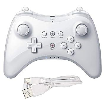 COOLEAD Mando Pro Controlador de Mano Pro Inalámbrico Remoto Mando de Juego Wireless Controller Pro Controlador Inalámbrico Gamepad Joypad Pro ...
