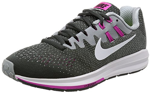 Women's Nike Air Zoom Structure 20 Running Shoe (Wide)