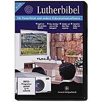 Lutherbibel: Für PowerPoint und andere Präsentationssoftware