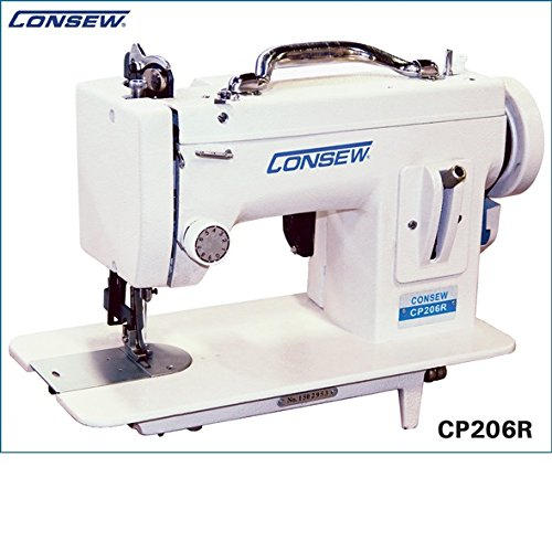 - Consew CP206R Portable Walking Foot Machine