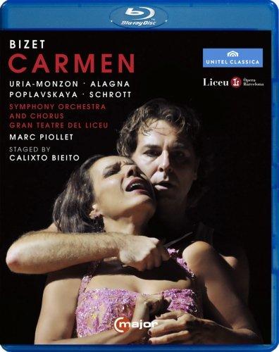Bizet: Carmen [Blu-ray] B01D3LC2CQ