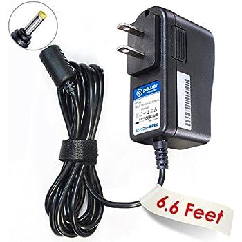 amazon com 6 5ft ac dc adapter for sony ntm 910 ntm 910ylw babycall rh amazon com Sony Wireless Headphones Manual Sony DAV HDX576WF Manual
