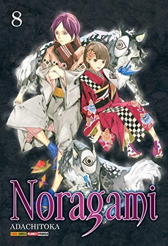 Noragami - Volume 8