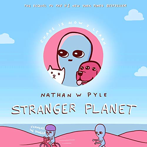 Book Cover: Stranger Planet