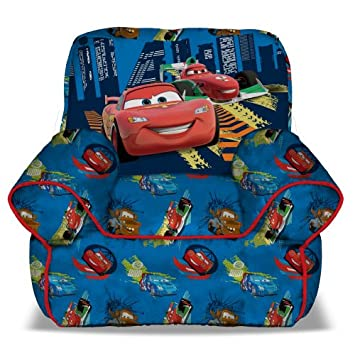 Disney Cars 2 Bean Bag Sofa Chair