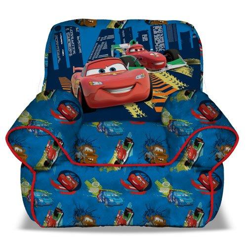 Amazon Disney Cars 2 Bean Bag Sofa Chair Toys Games