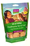Halo Liv-a-Littles Healthsome Skin and Coat Natural Treats with Dream Coat for Dogs, 6oz, My Pet Supplies