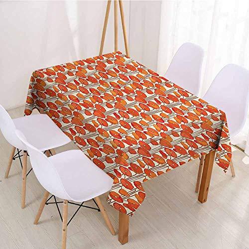 (ScottDecor Christmas Tablecloth Table Cover W 54